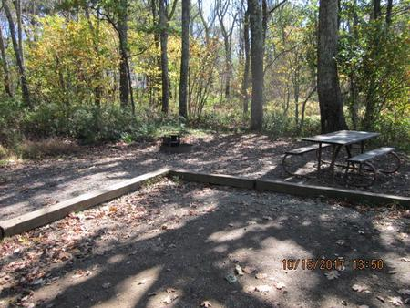 Loft Mountain Campground - Site 20