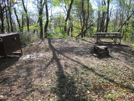Loft Mountain Campground - Site 23