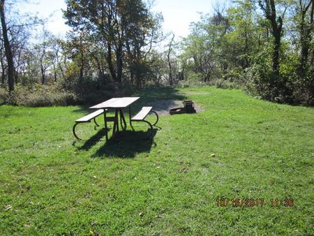 Loft Mountain Campground - Site 25