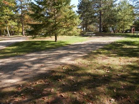 Sandy Lake - Campsite 30Sandy Lake Site 30