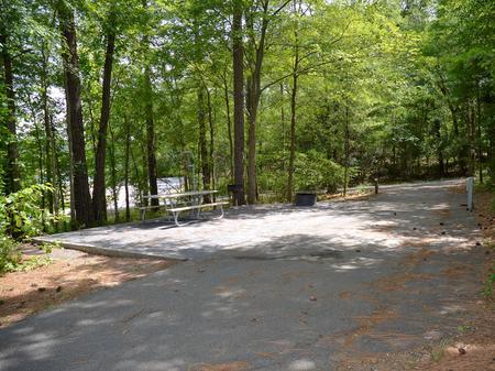 McKinney Campground Site 31