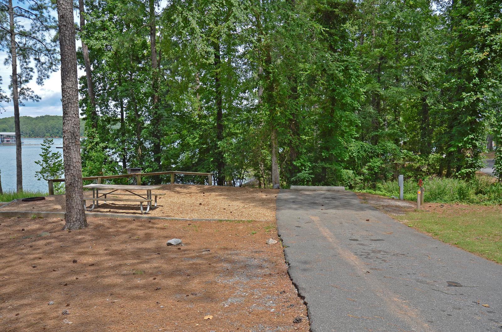 McKinney Campground Site 37