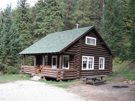 Magruder Rangers House