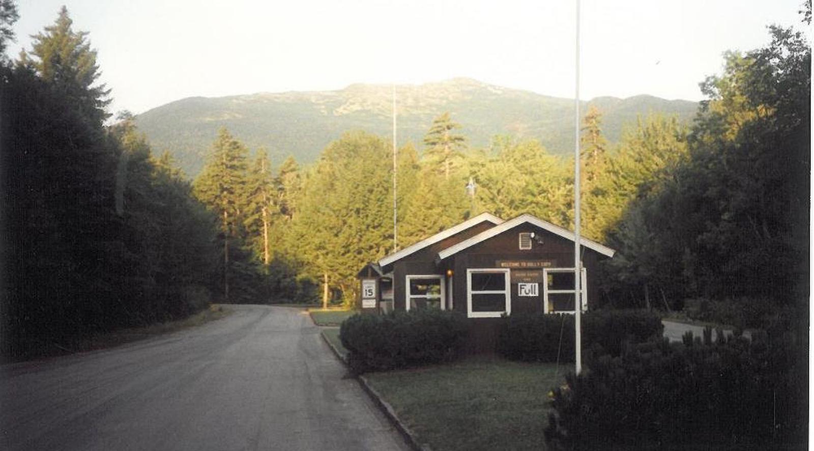 Dolly Copp Gatehouse