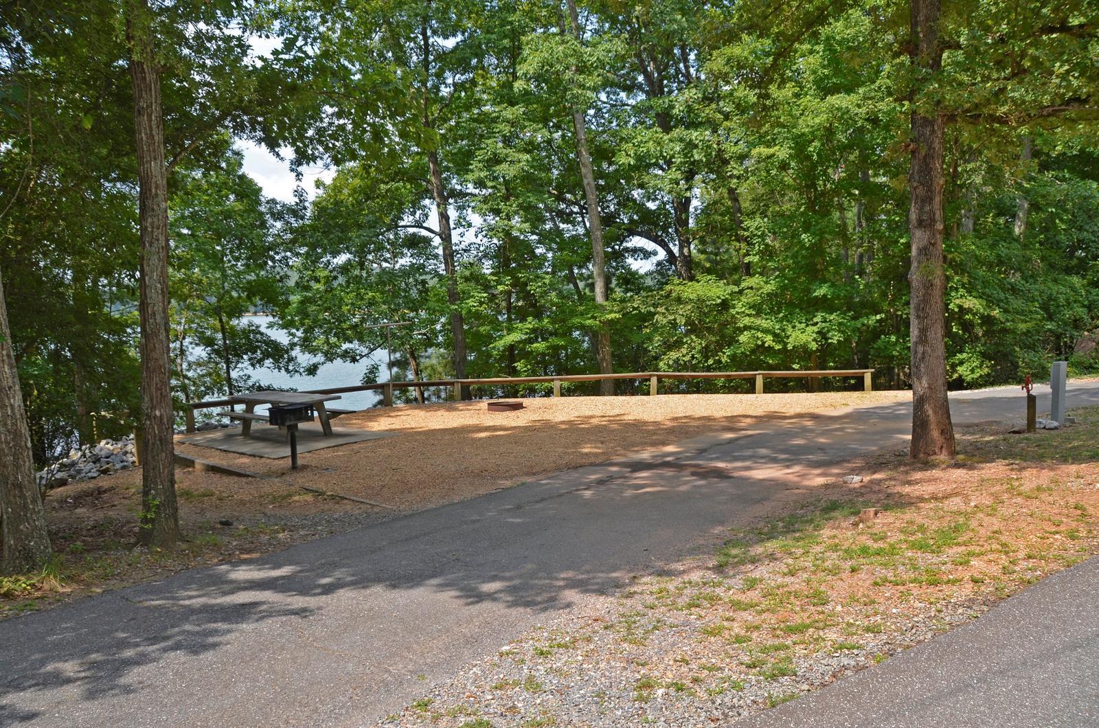 McKinney Campground Site 42