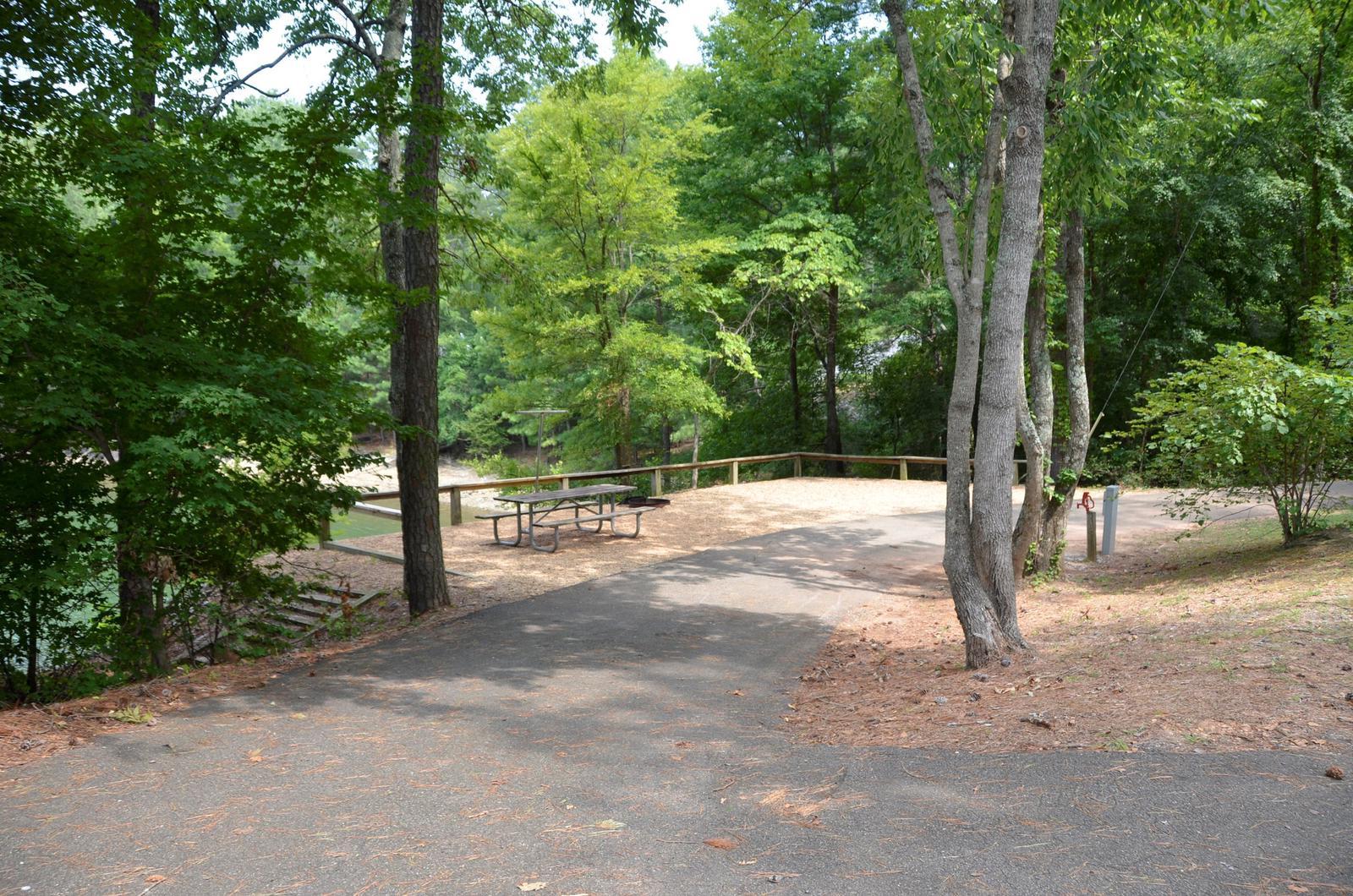 McKinney Campground Site 43
