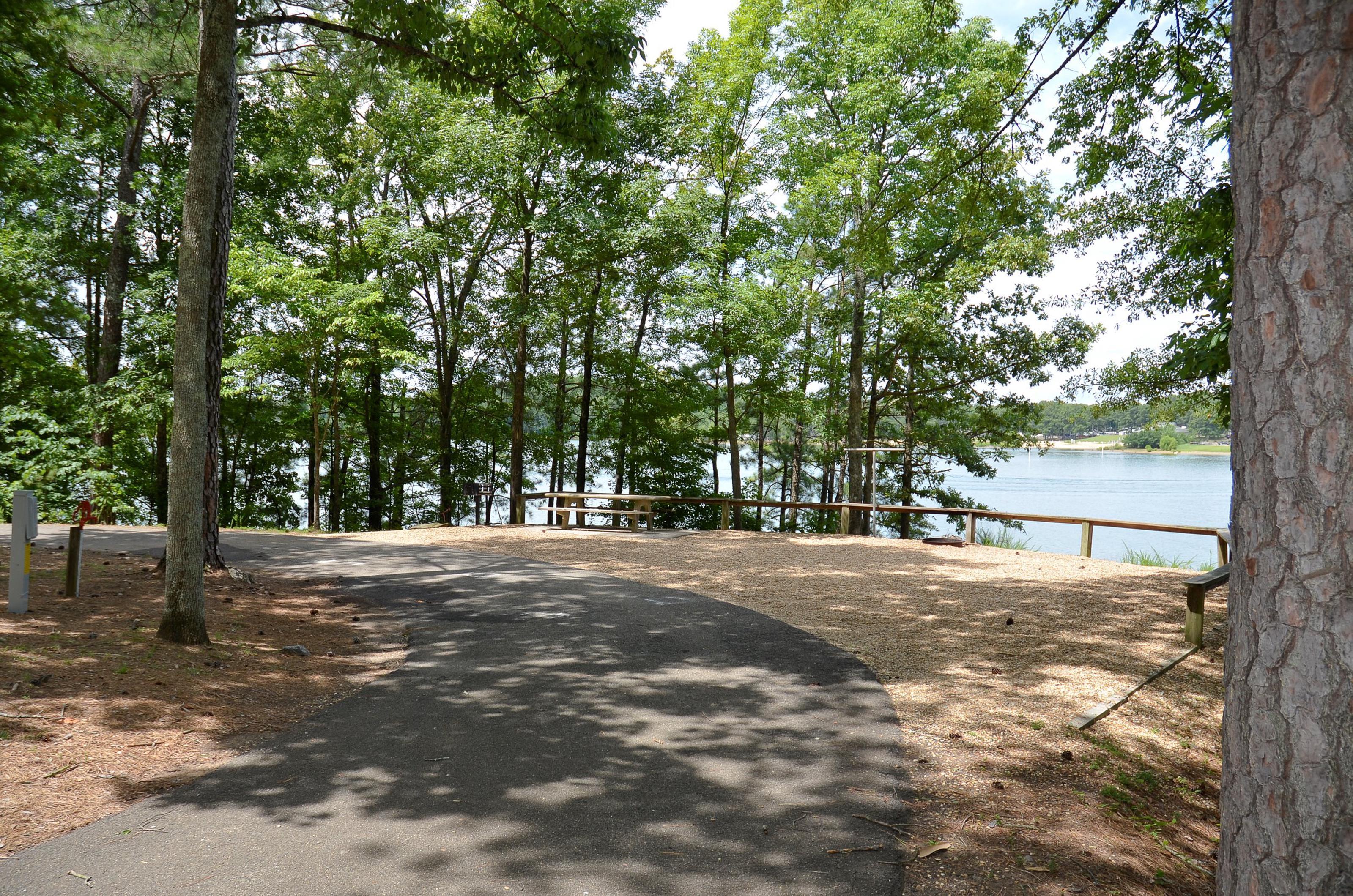 McKinney Campground Site 44
