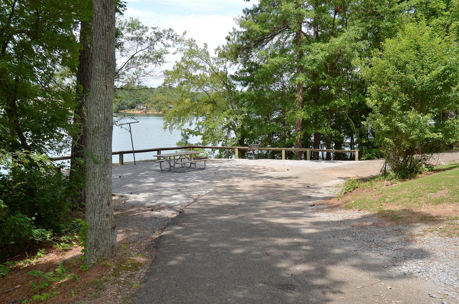 McKinney Campground Site 45