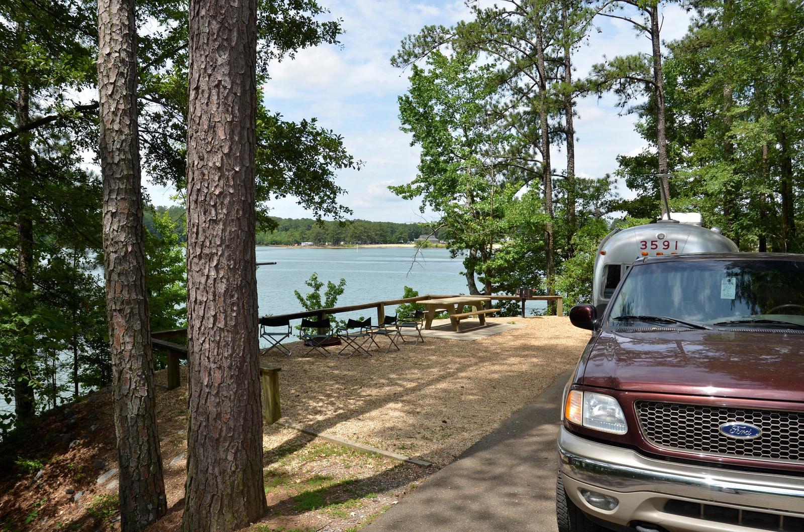 McKinney Campground Site 46