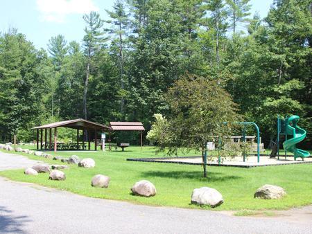Townshend Lake Day Use Area