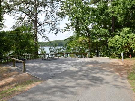 McKinney Campground Site 49