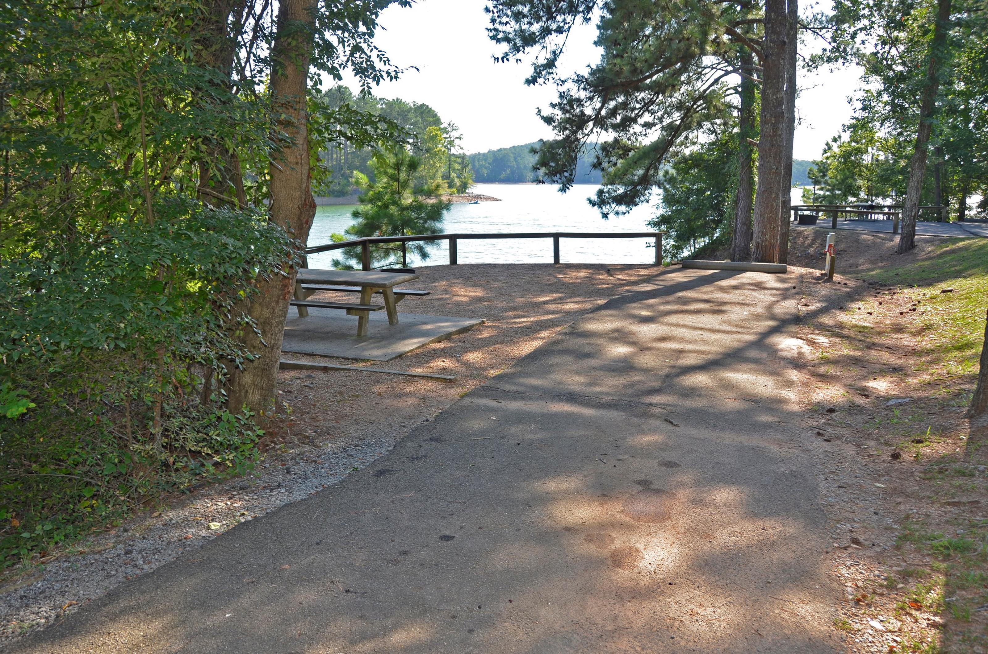 McKinney Campground Site 50