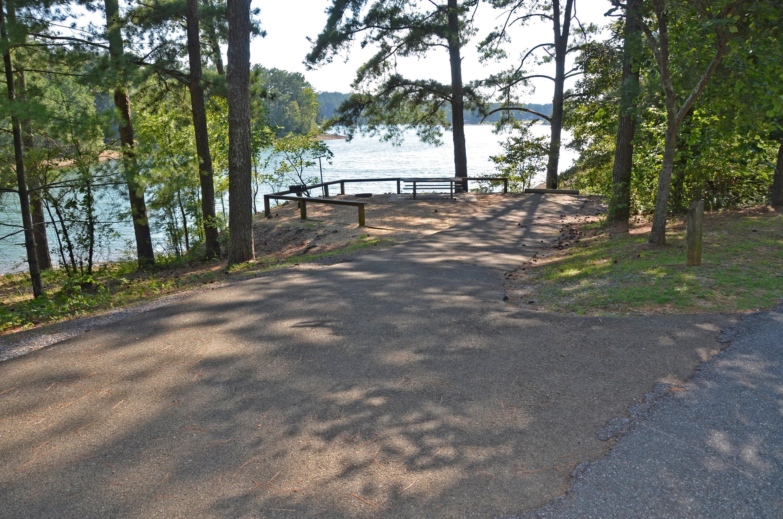 McKinney Campground Site 51