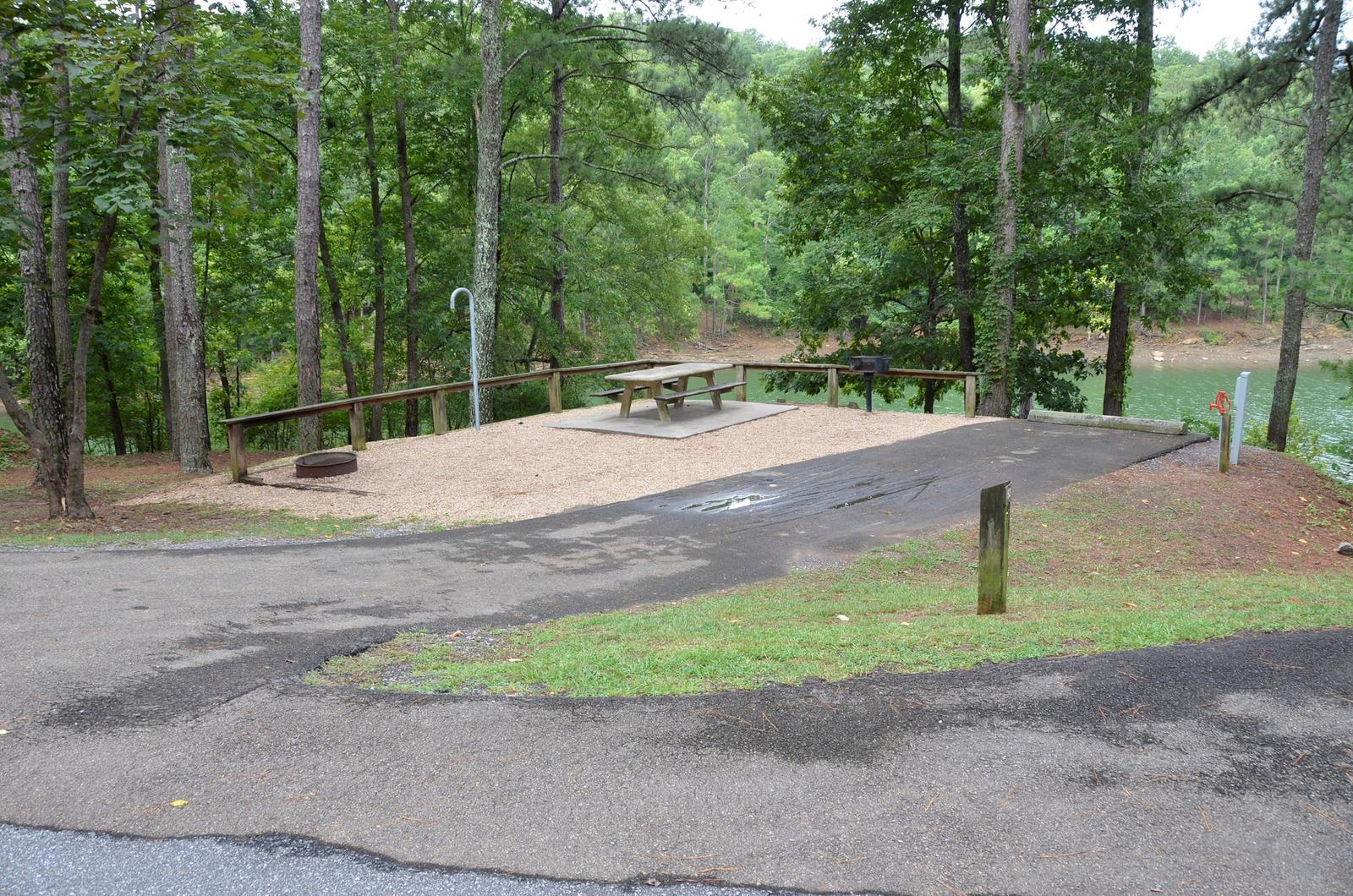 McKinney Campground Site 53