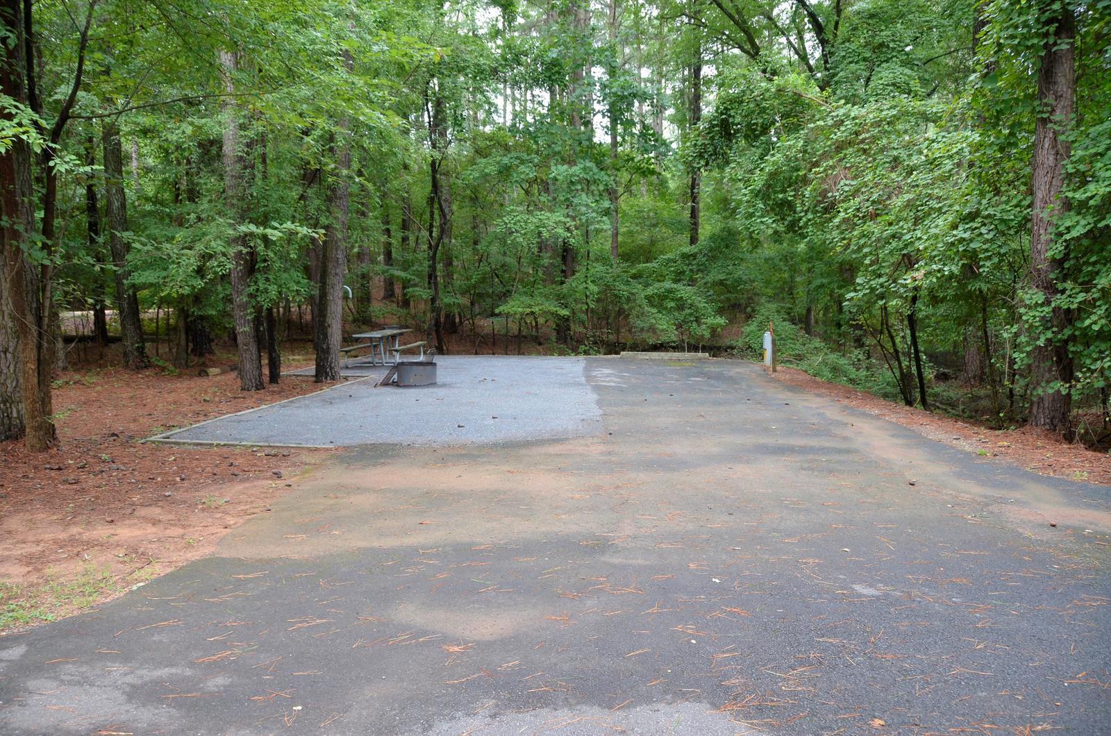 McKinney Campground Site 70