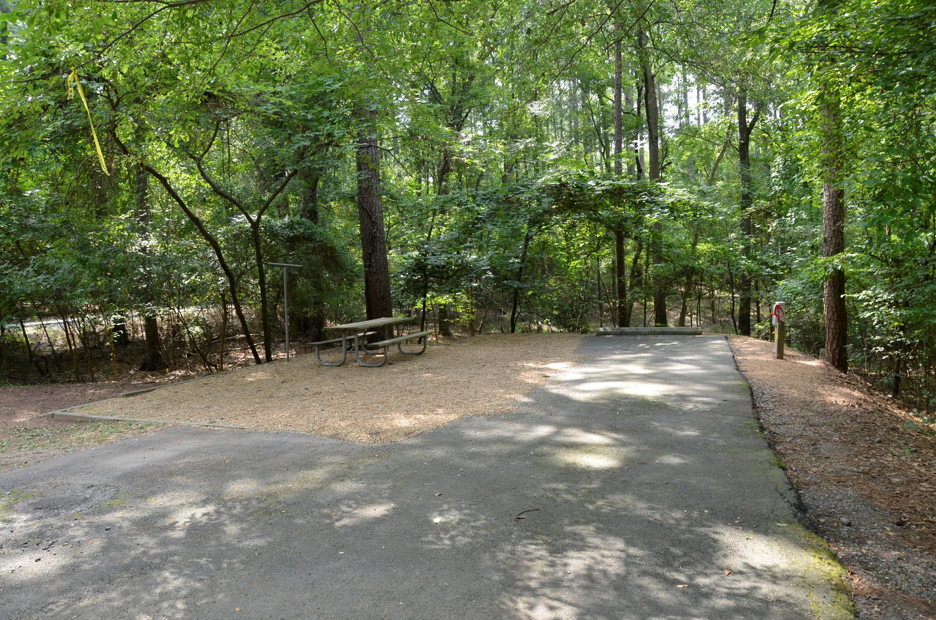 McKinney Campground Site 75