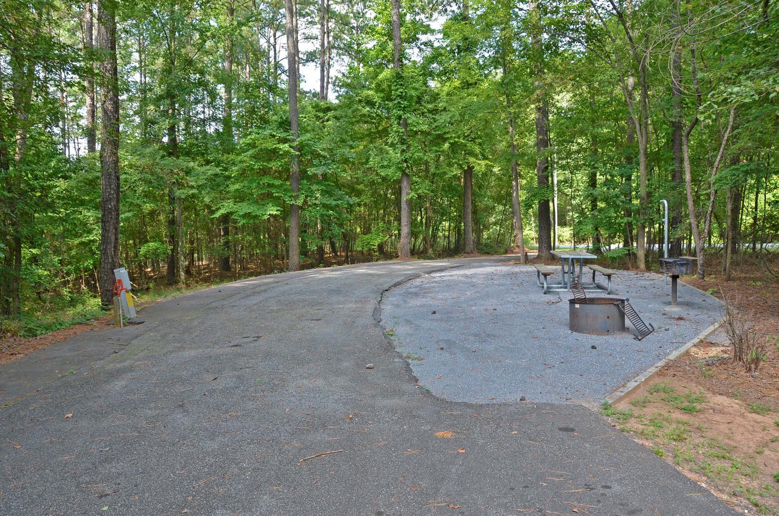 McKinney Campground Site 77