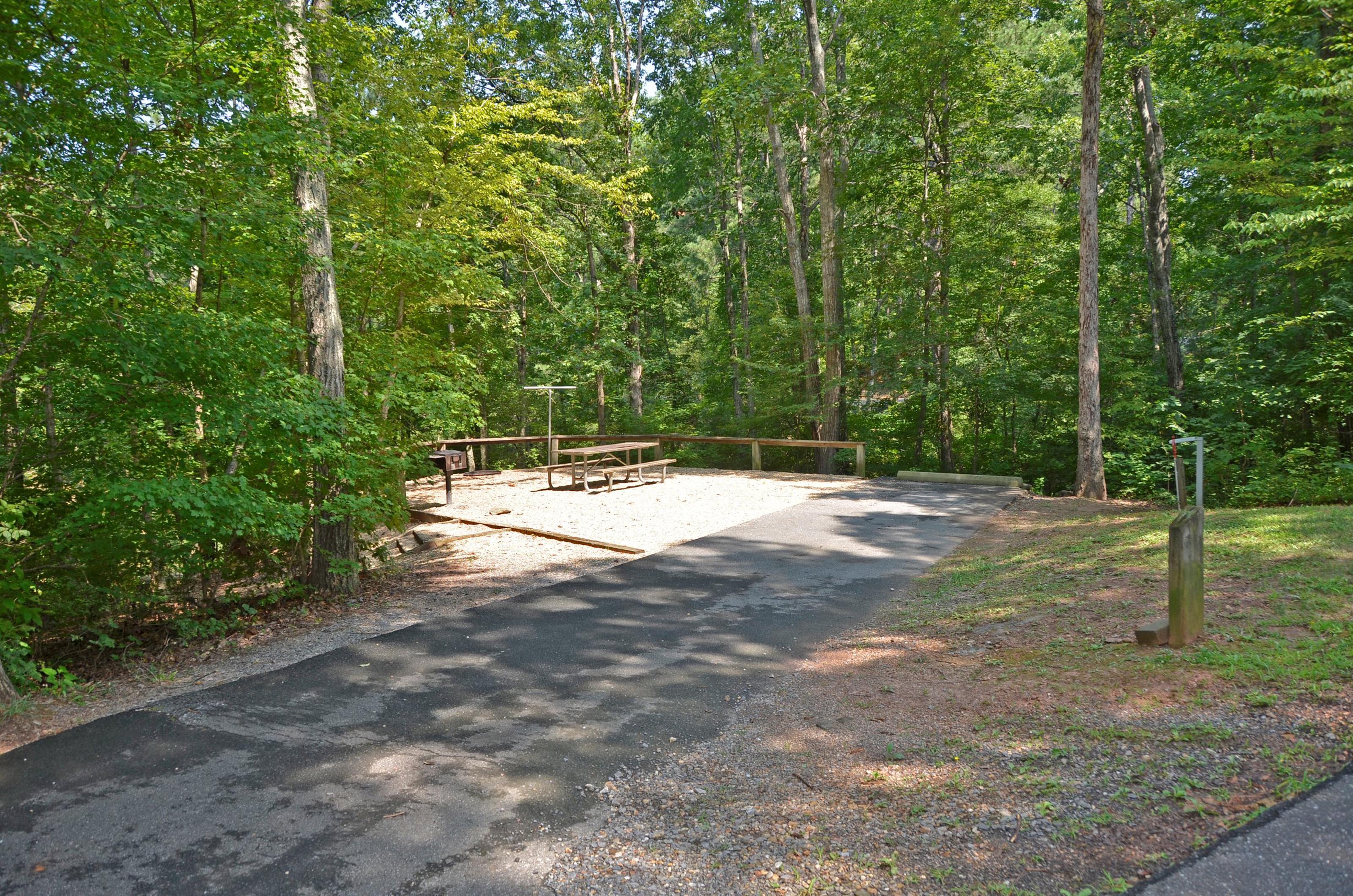 McKinney Campground Site78