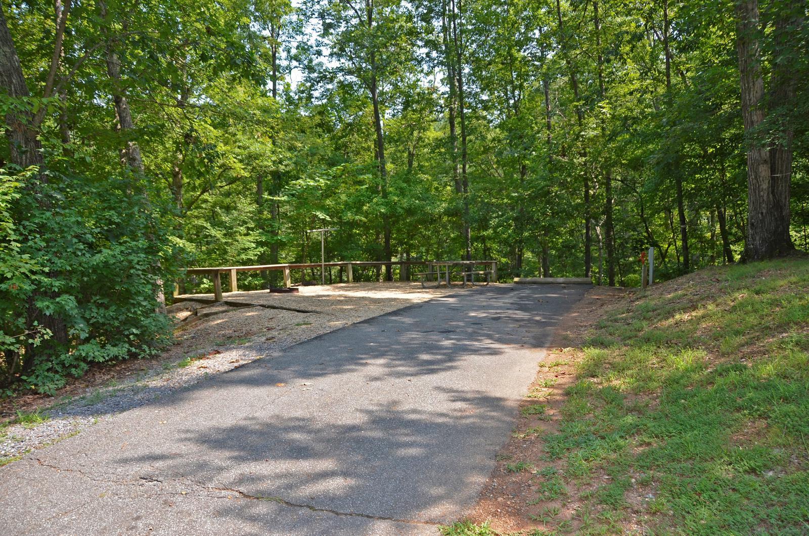 McKinney Campground Site 79