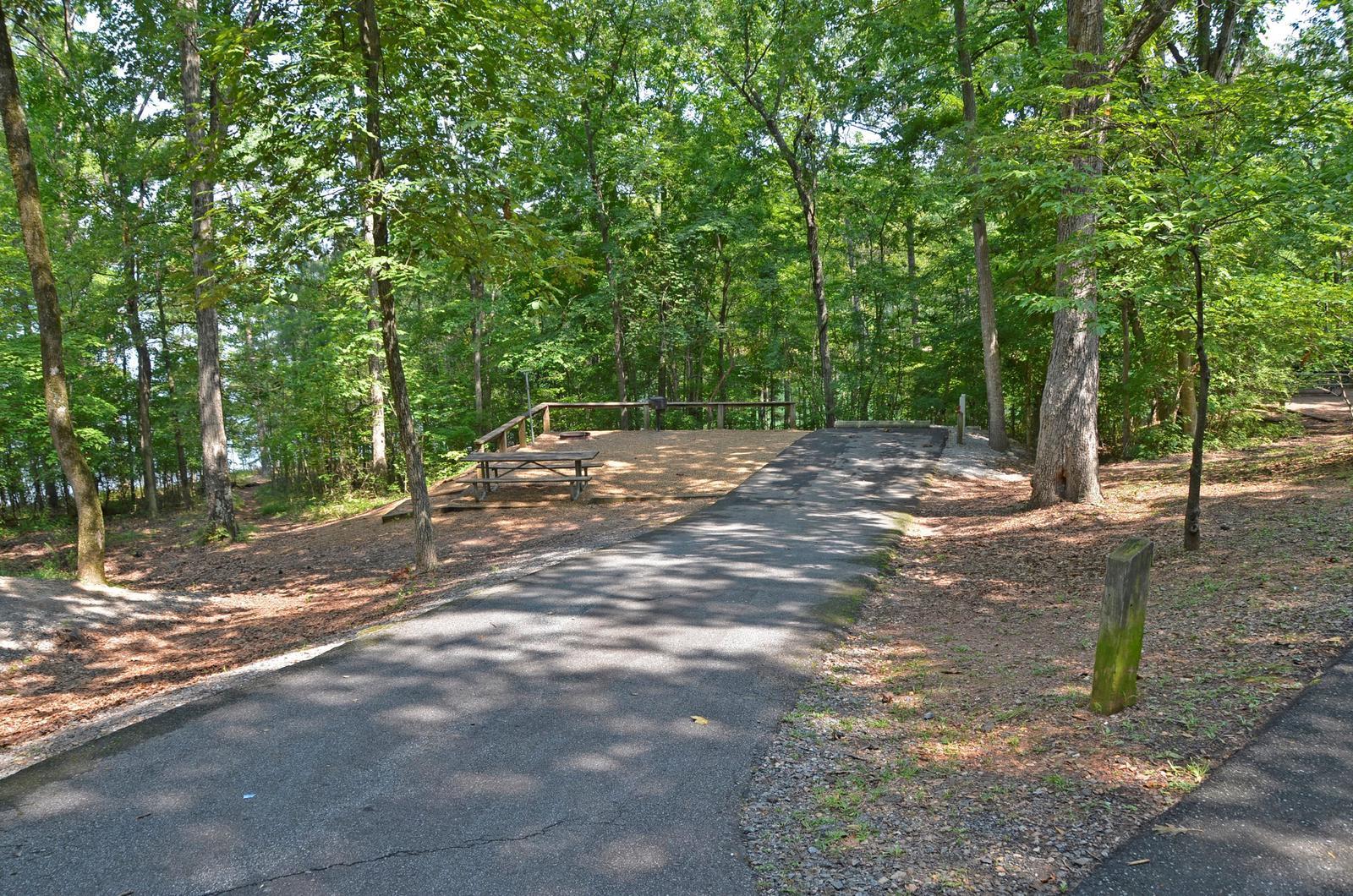 McKinney Campground Site 84