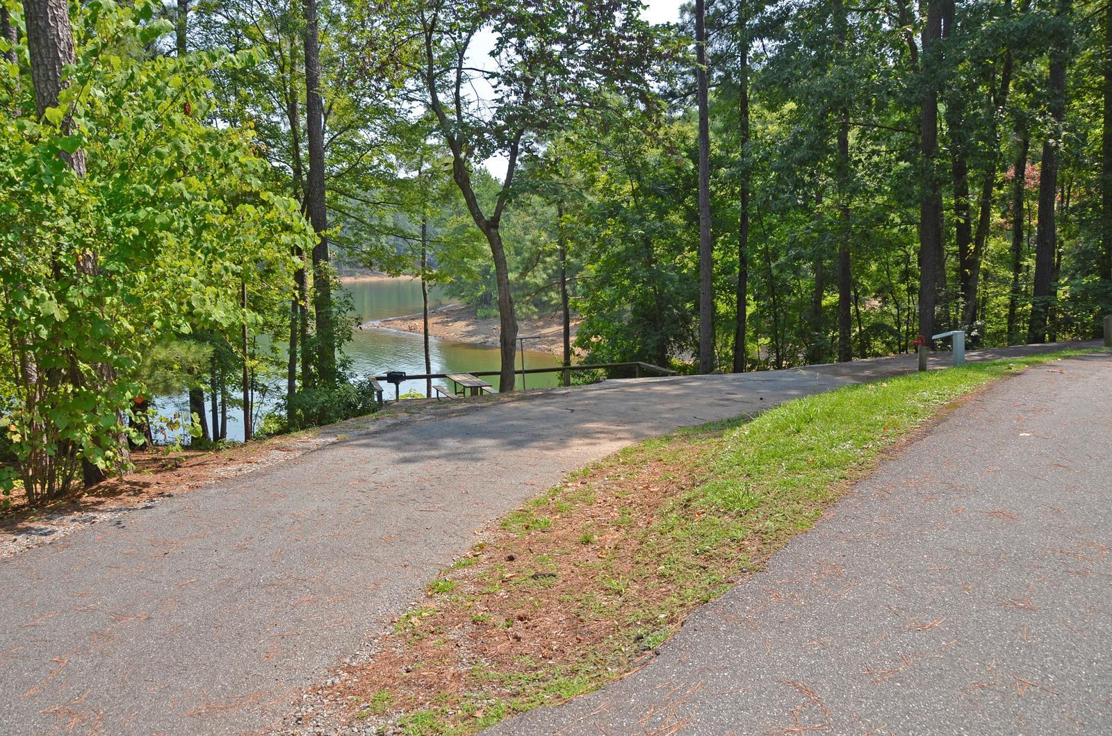 McKinney Campground Site 86