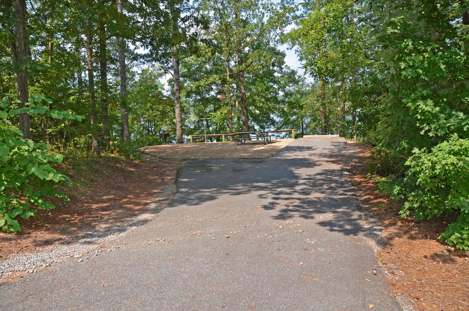 McKinney Campground Site 90