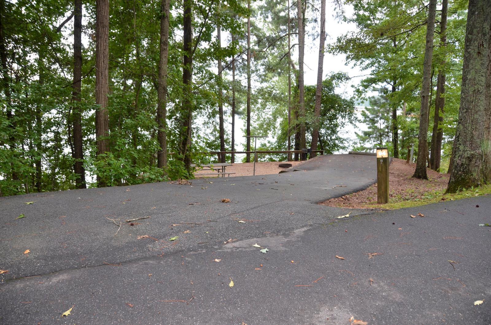 McKinney Campground Site 94