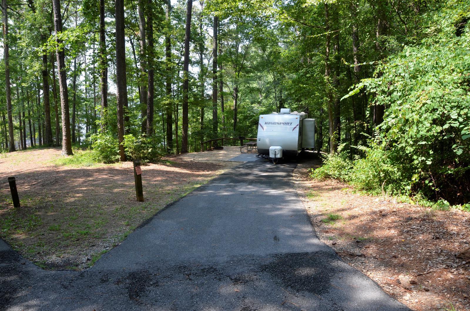 McKinney Campground Site 103