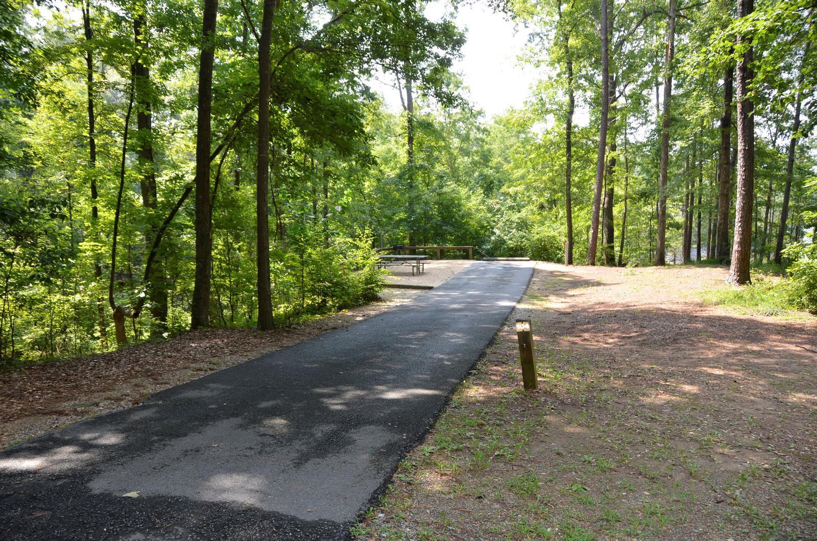 McKinney Campground Site 104