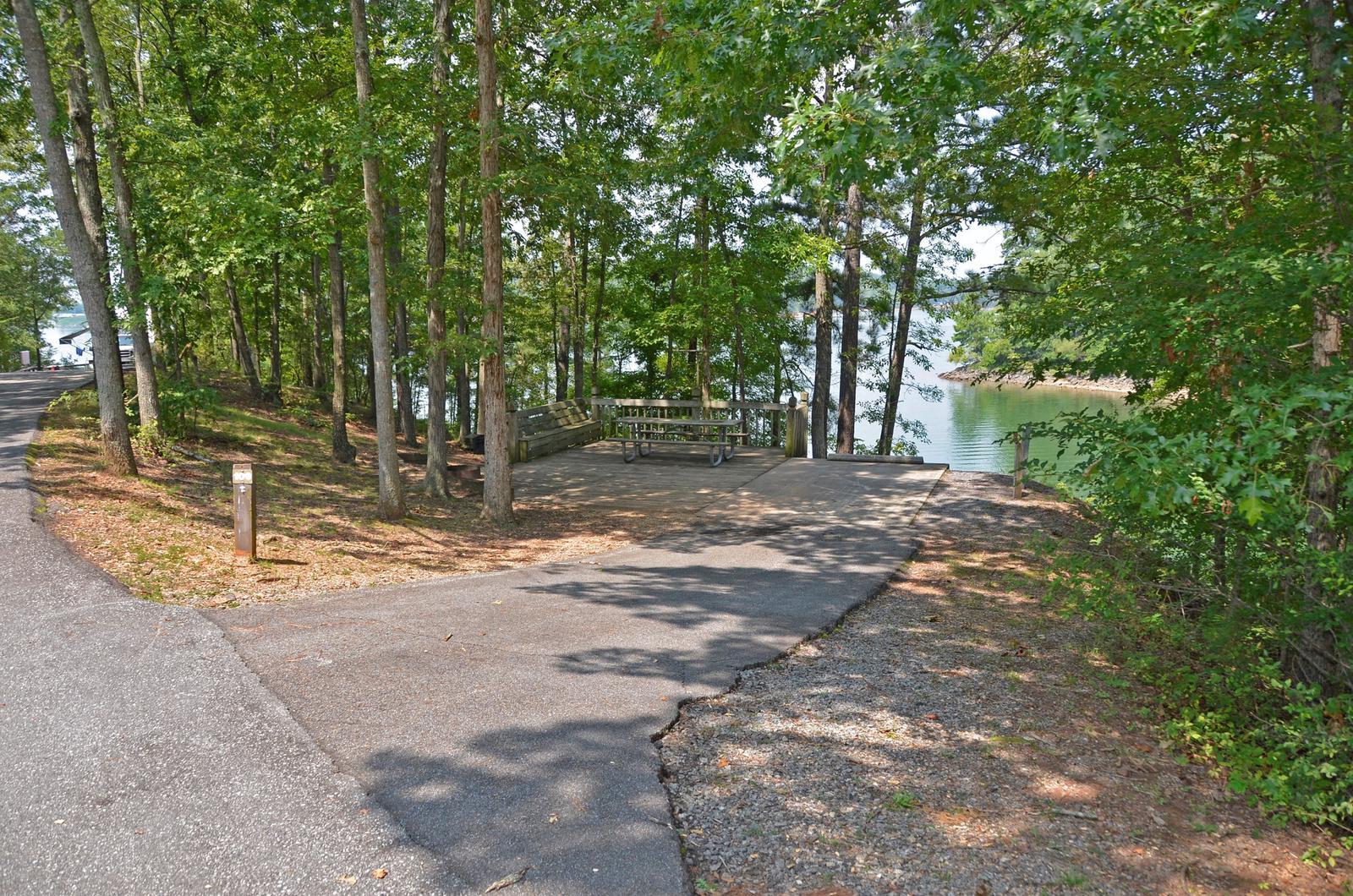 McKinney Campground Site 109