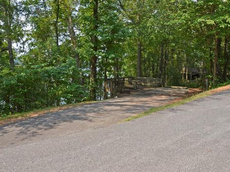 McKinney Campground Site 112