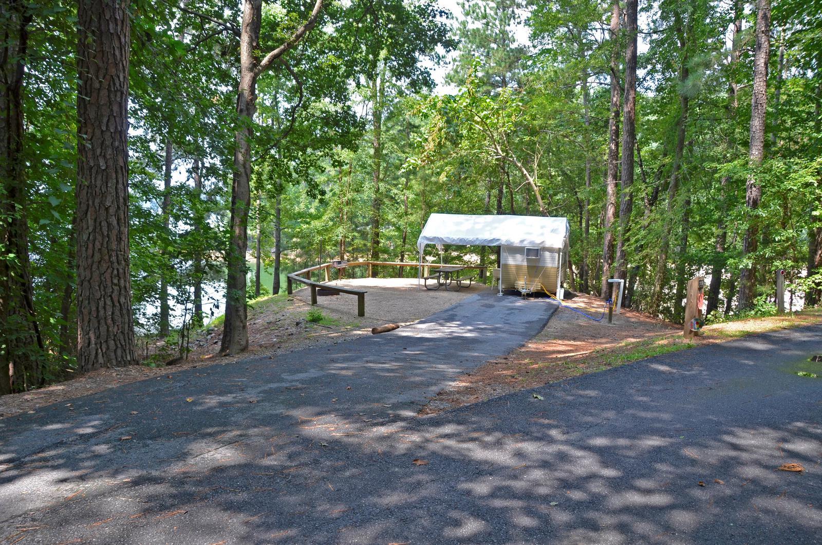 McKinney Campground Site 119