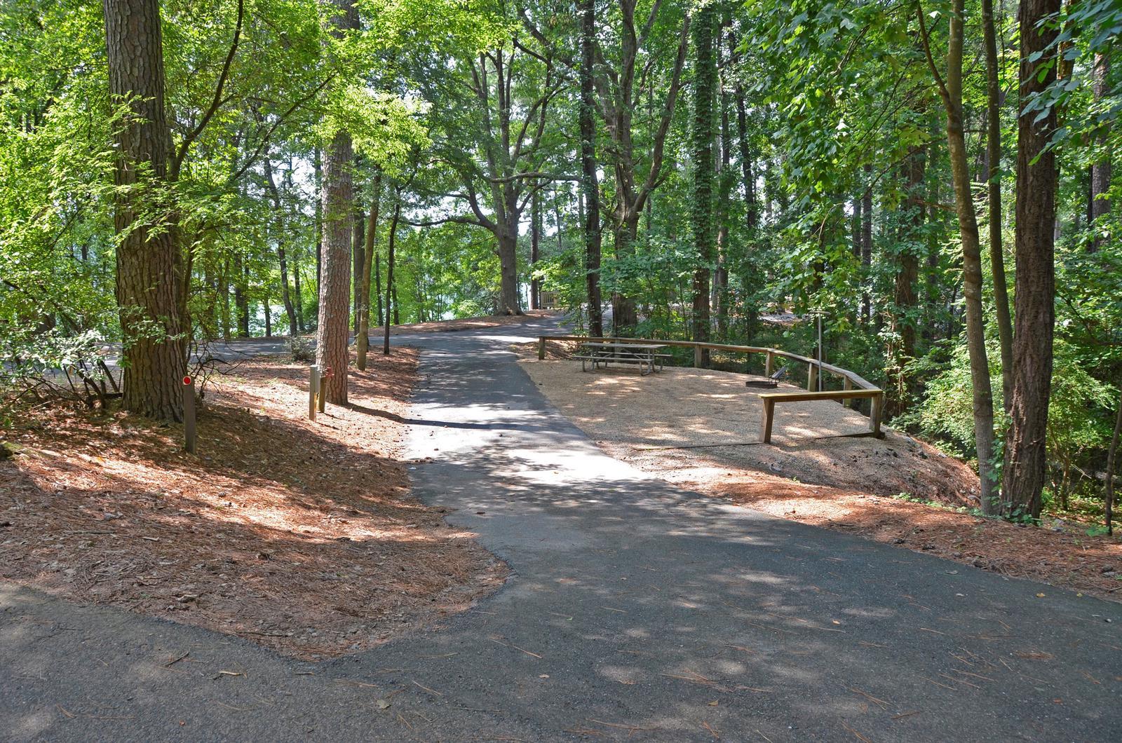 McKinney Campground Site 120