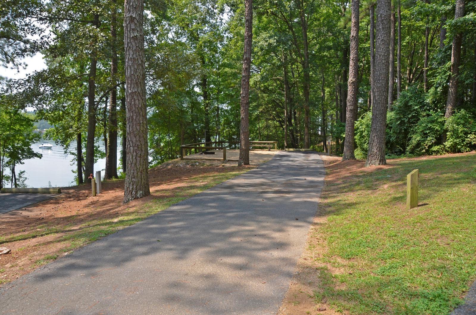 McKinney Campground Site 129