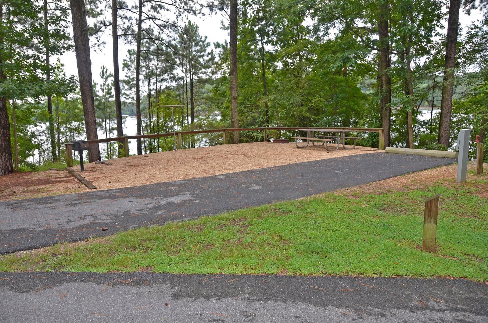 McKinney Campground Site 131