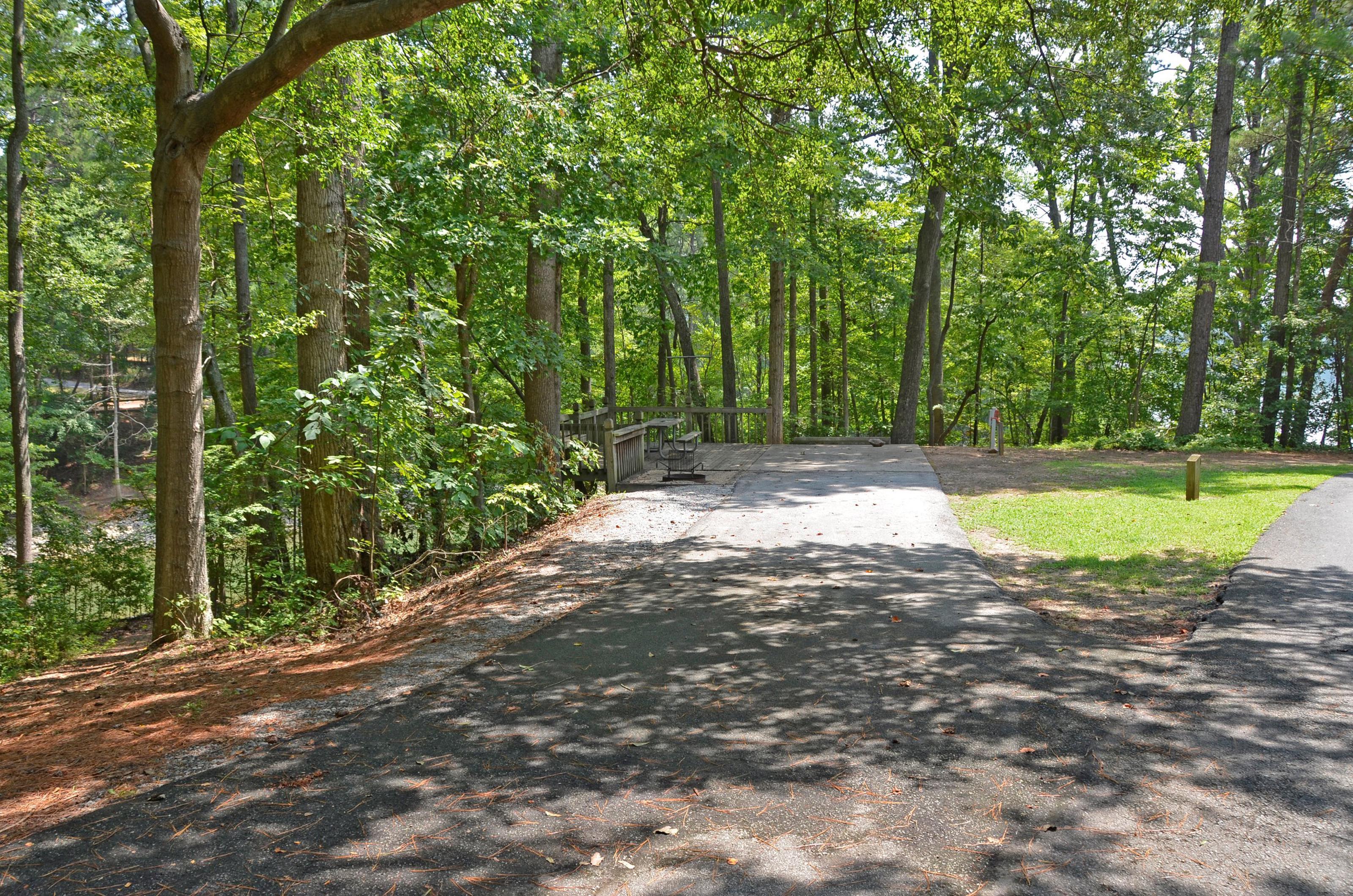 McKinney Campground Site 133