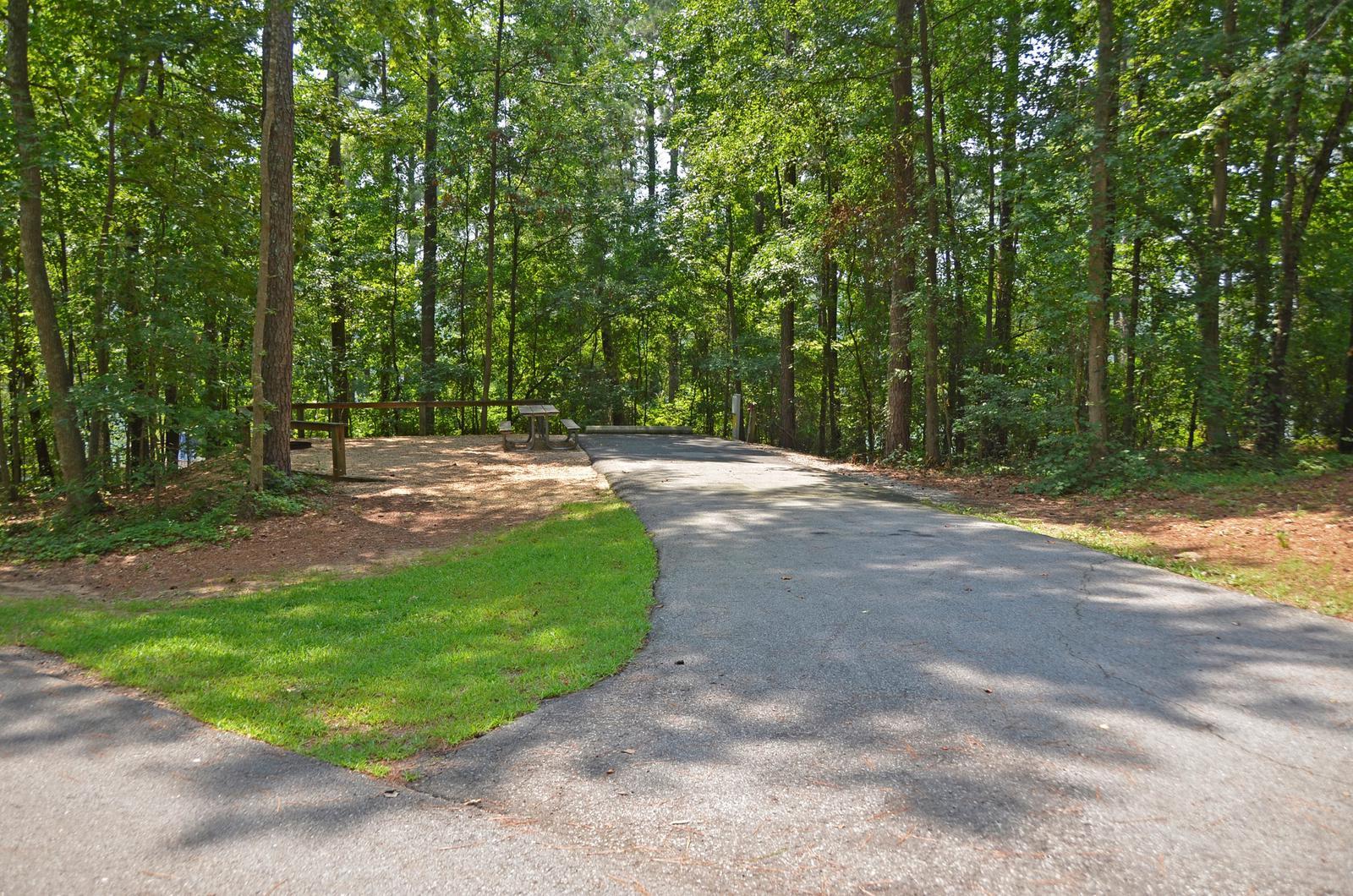 McKinney Campground Site 134