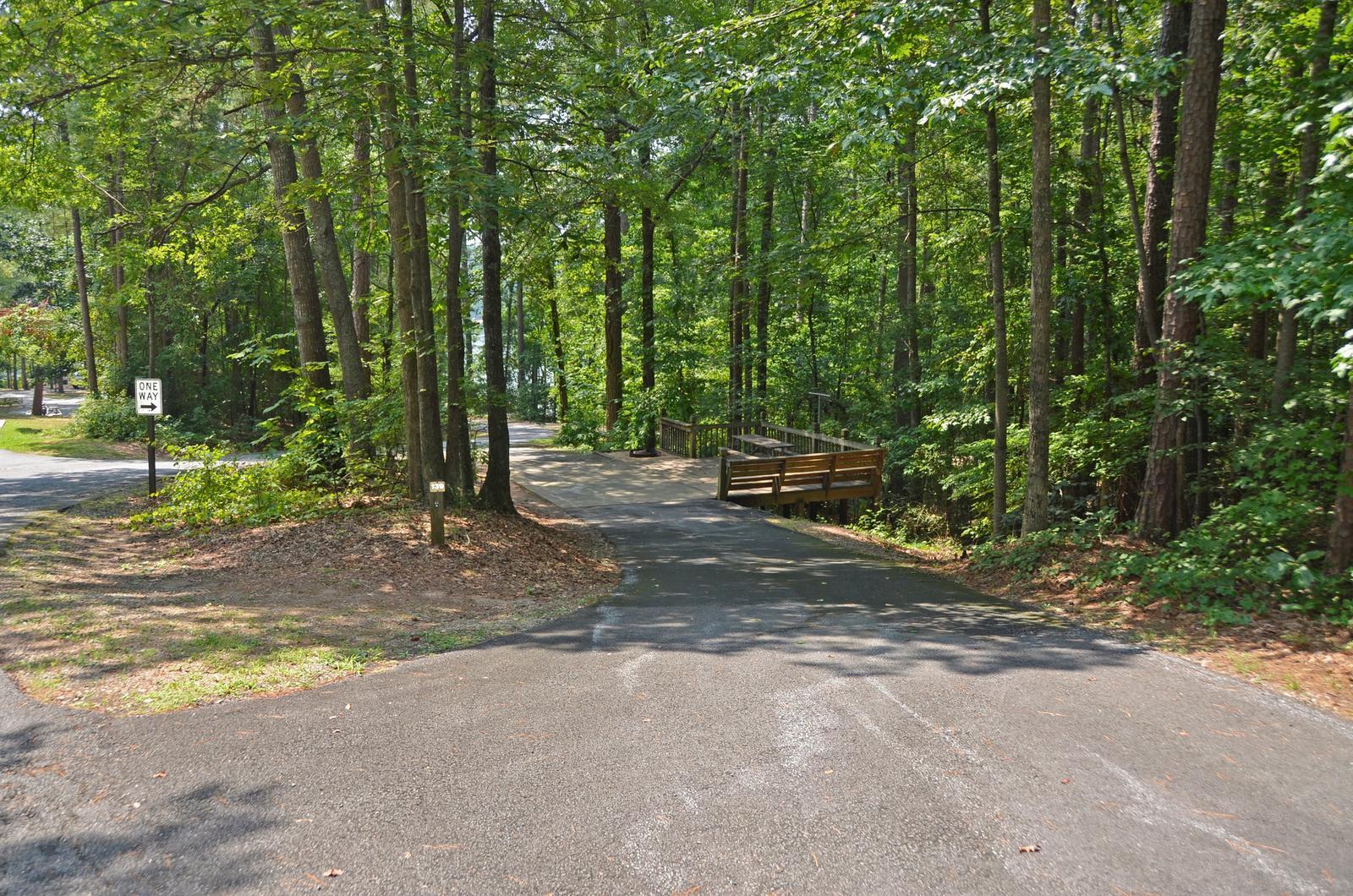 McKinney Campground Site 139