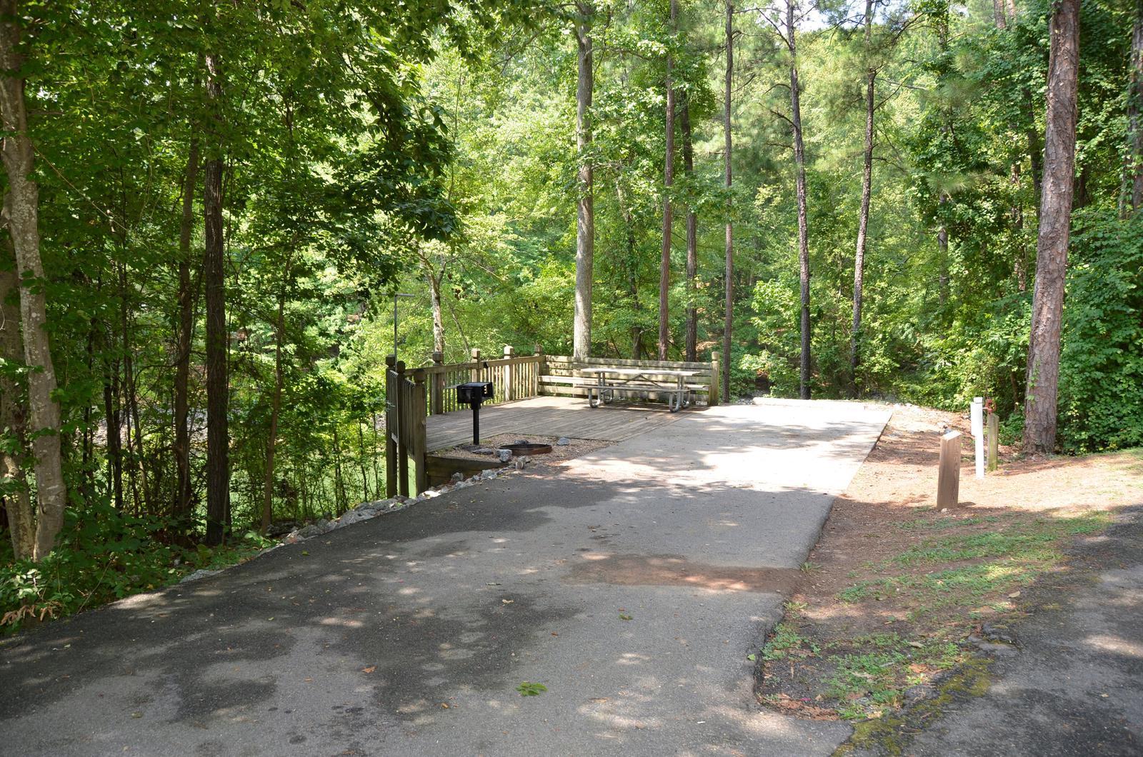 McKinney Campground Site 141