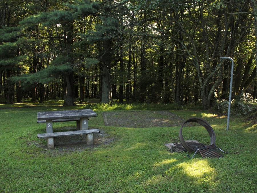 B26 Tent Site Photo