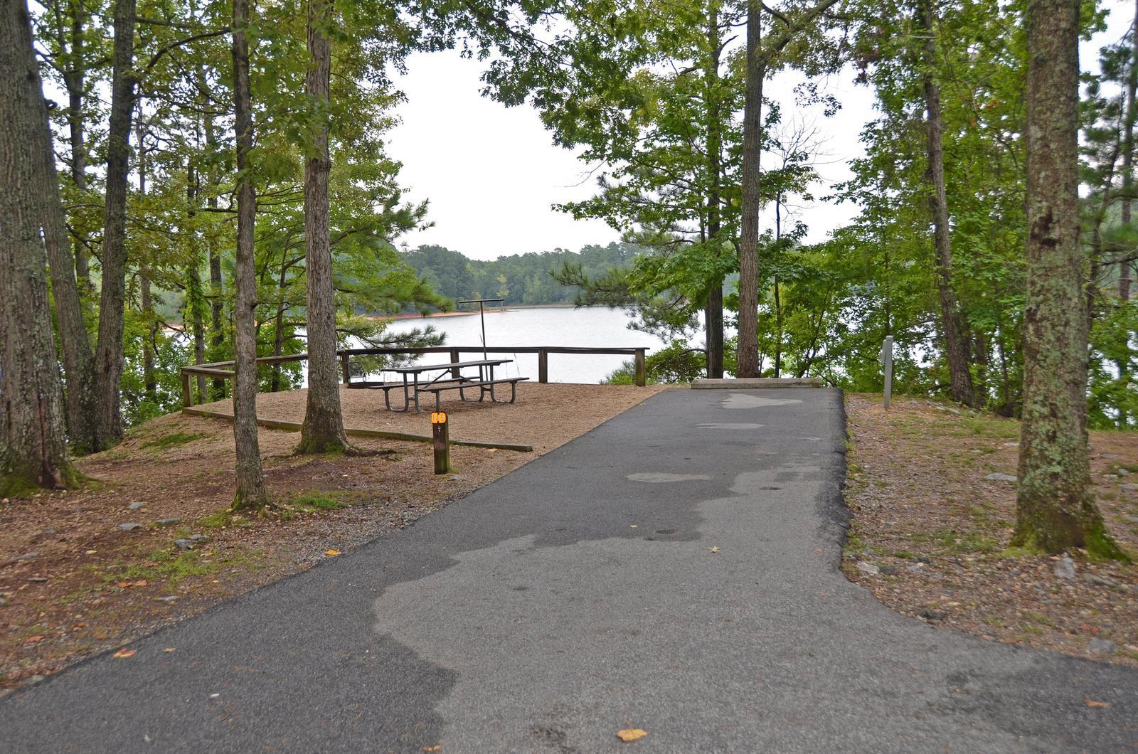 McKinney Campground Site 145