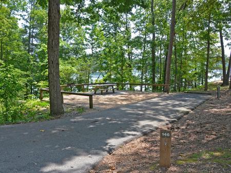 McKinney Campground Site 146