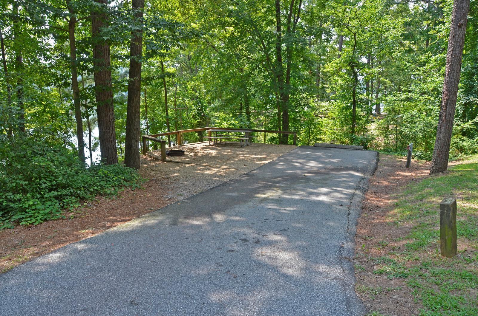 McKinney Campground Site 147