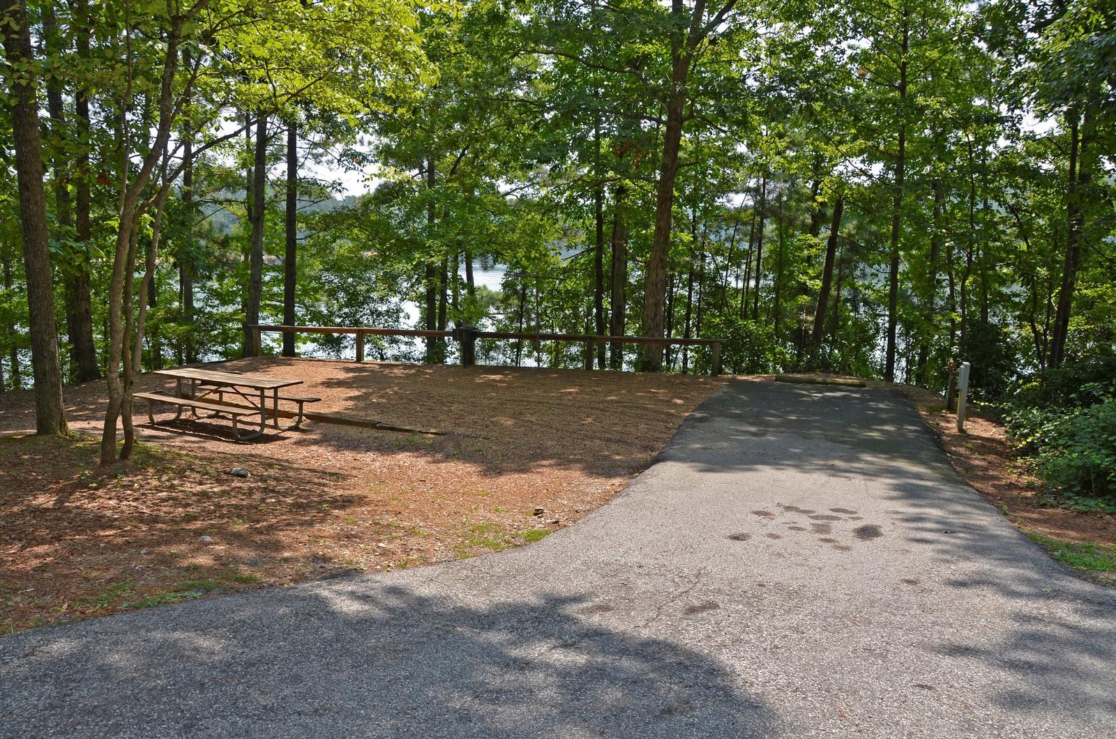 McKinney Campground Site 148
