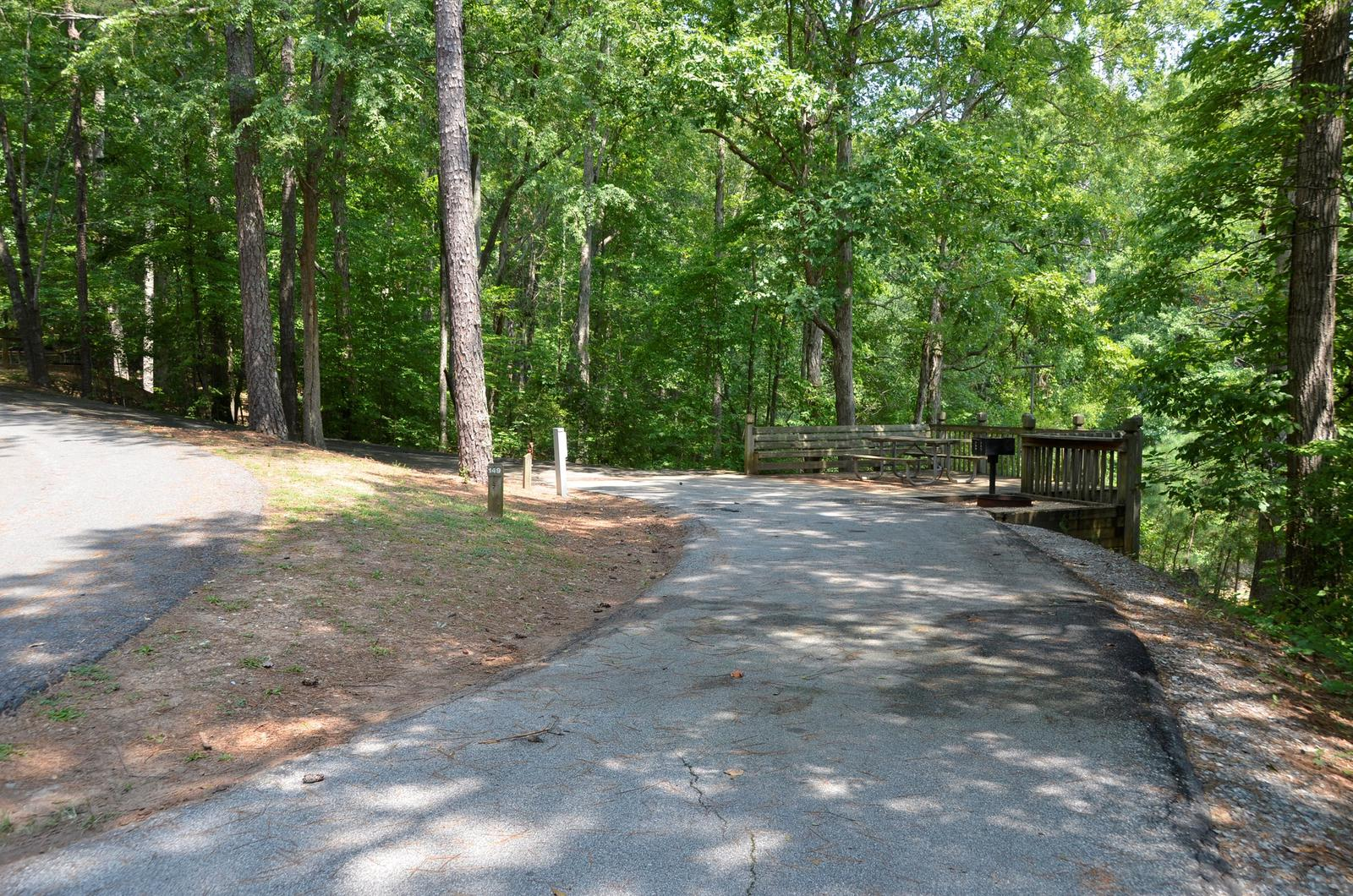 McKinney Campground Site 149