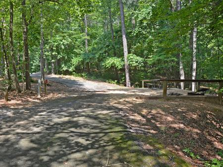 McKinney Campground Site 150