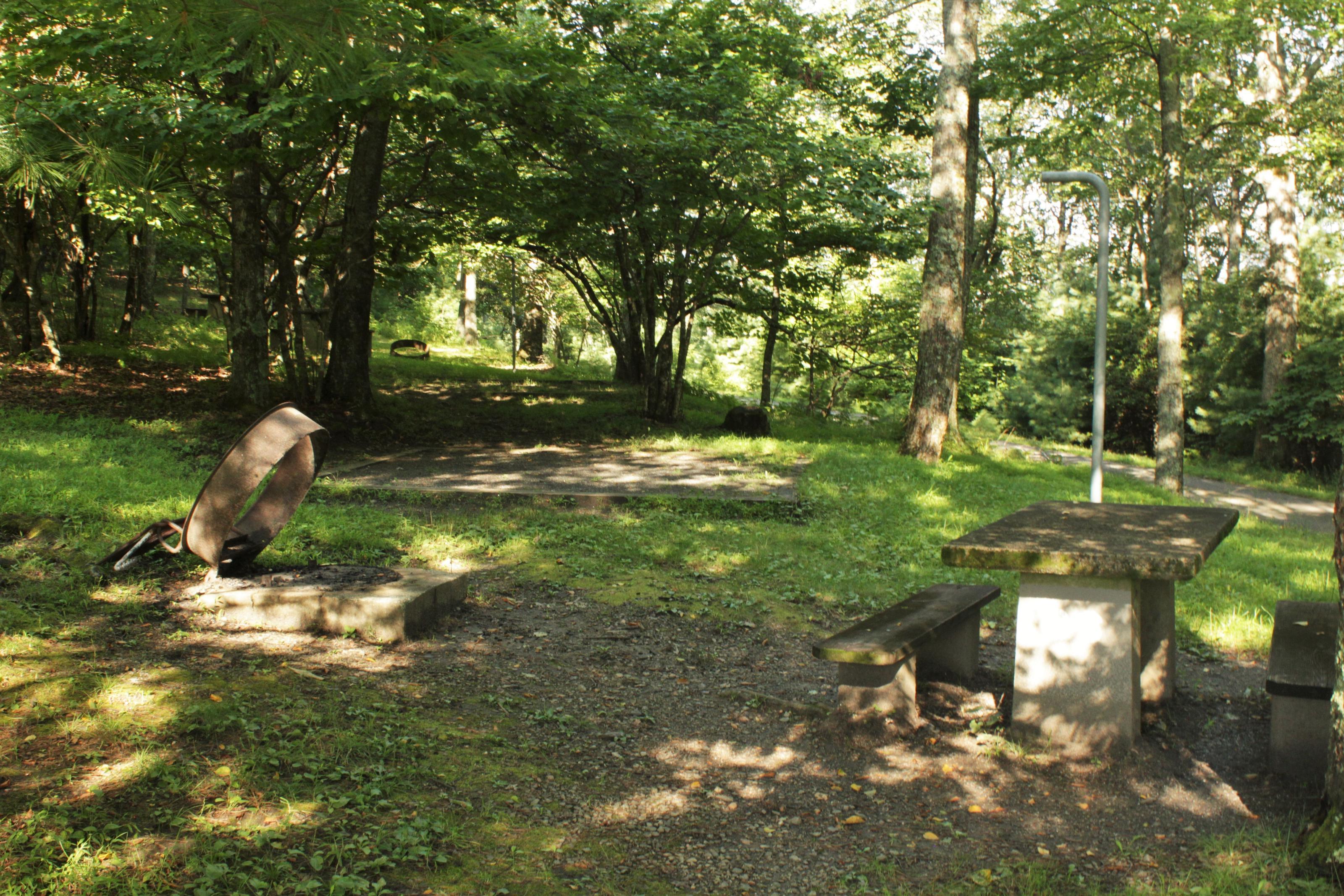 B36 Tent Site Photo