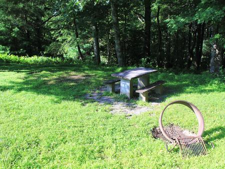 B46 Tent Site Photo