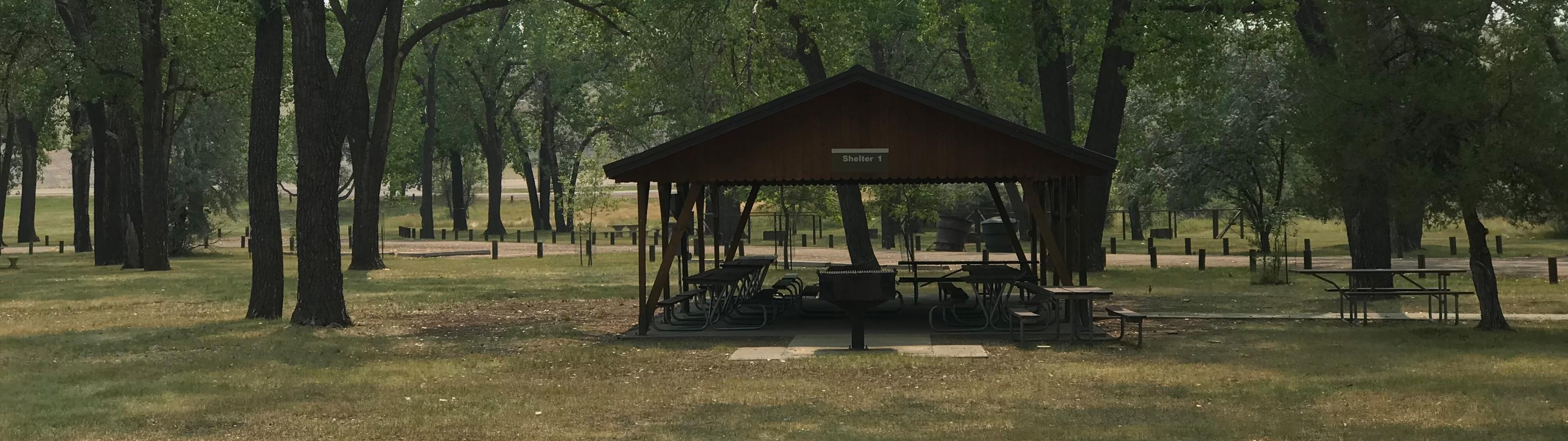 Kiwanis Shelter 1