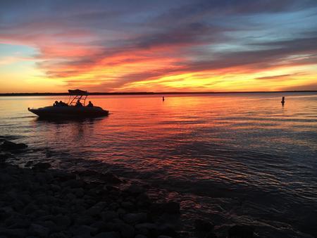 Sunset at Whitney lakesunset at Whitney lake